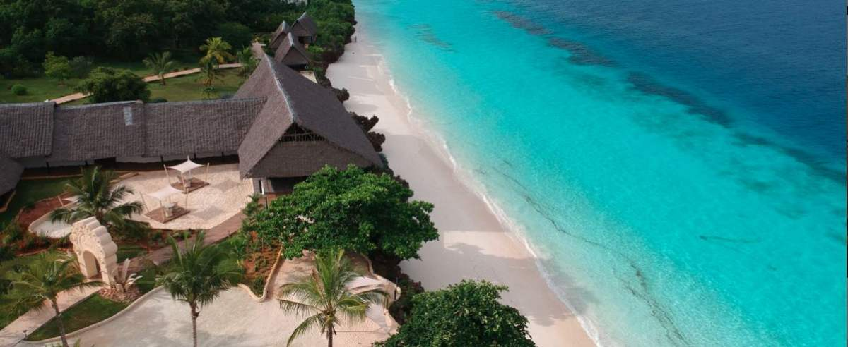Zanzibar jako miejsce na święta