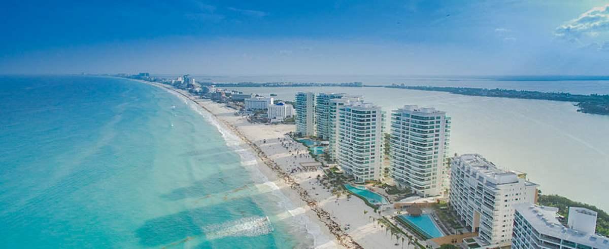 Cancun w Meksyku
