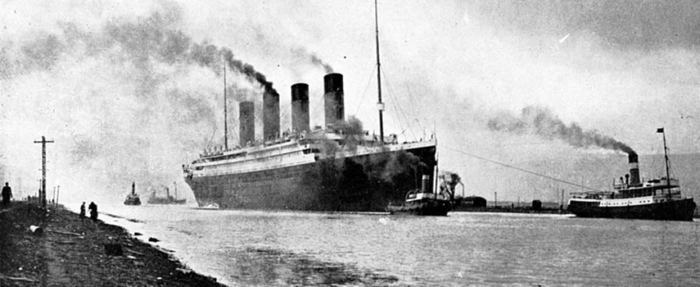 statek titanic rocznica