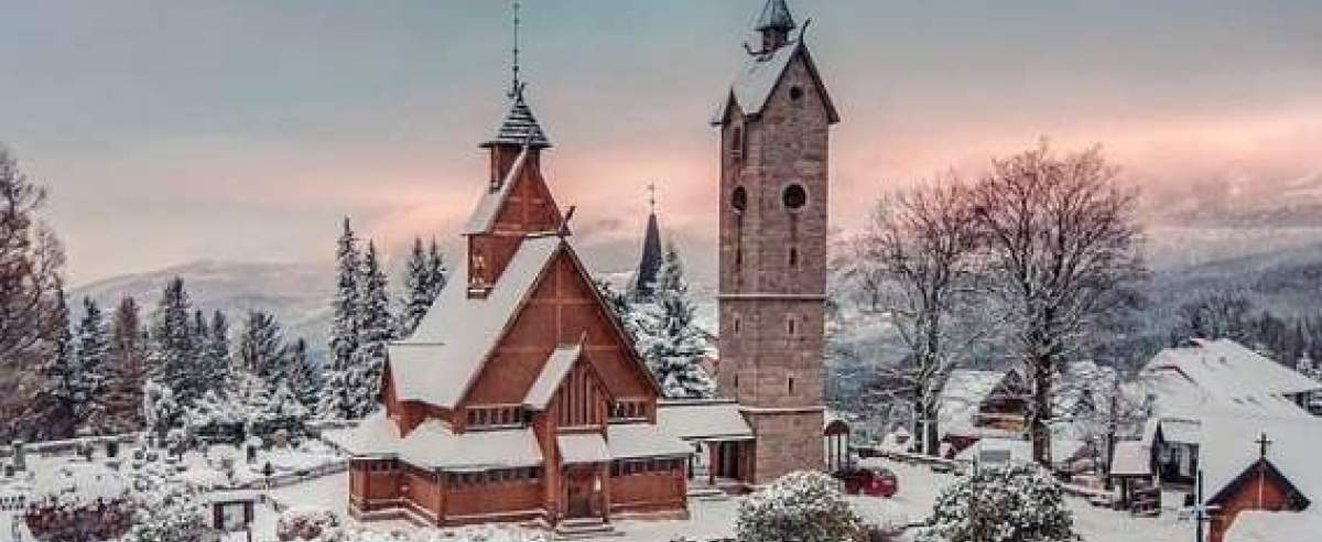 Karpacz zimą
