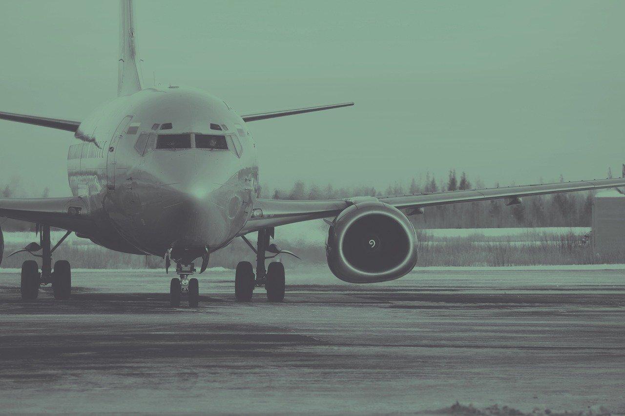 W samolocie znaleziono ciało