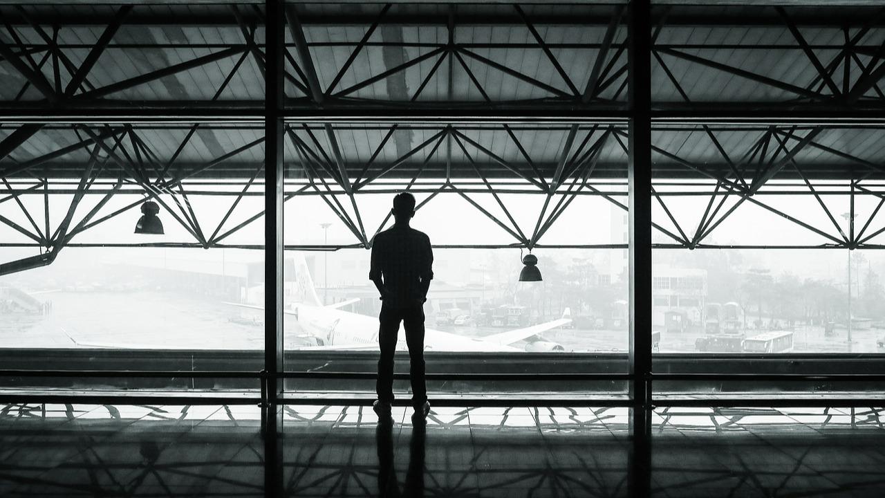 polacy na lotnisku