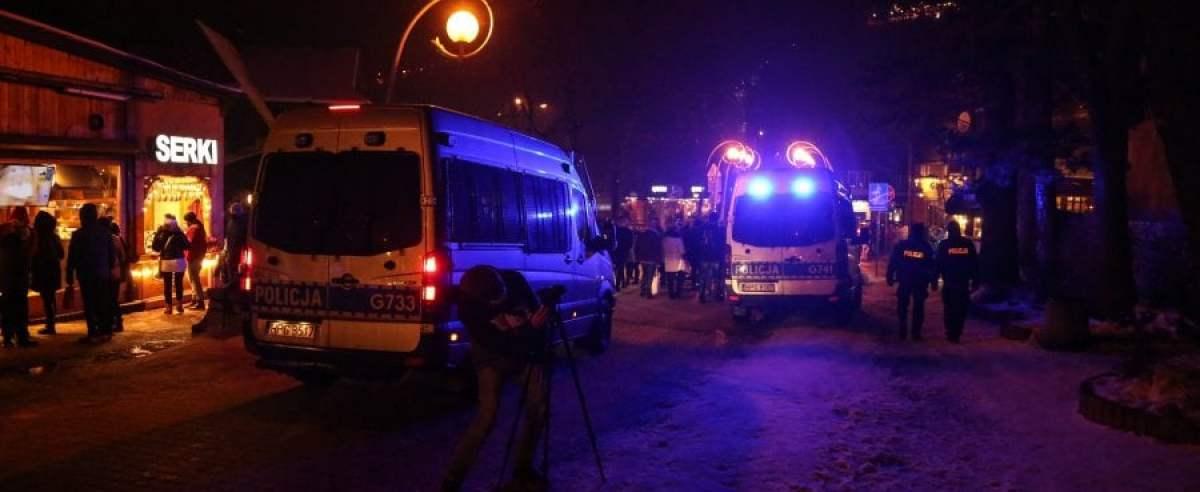 policja opowiada o ostatniej nocy w Zakopanem