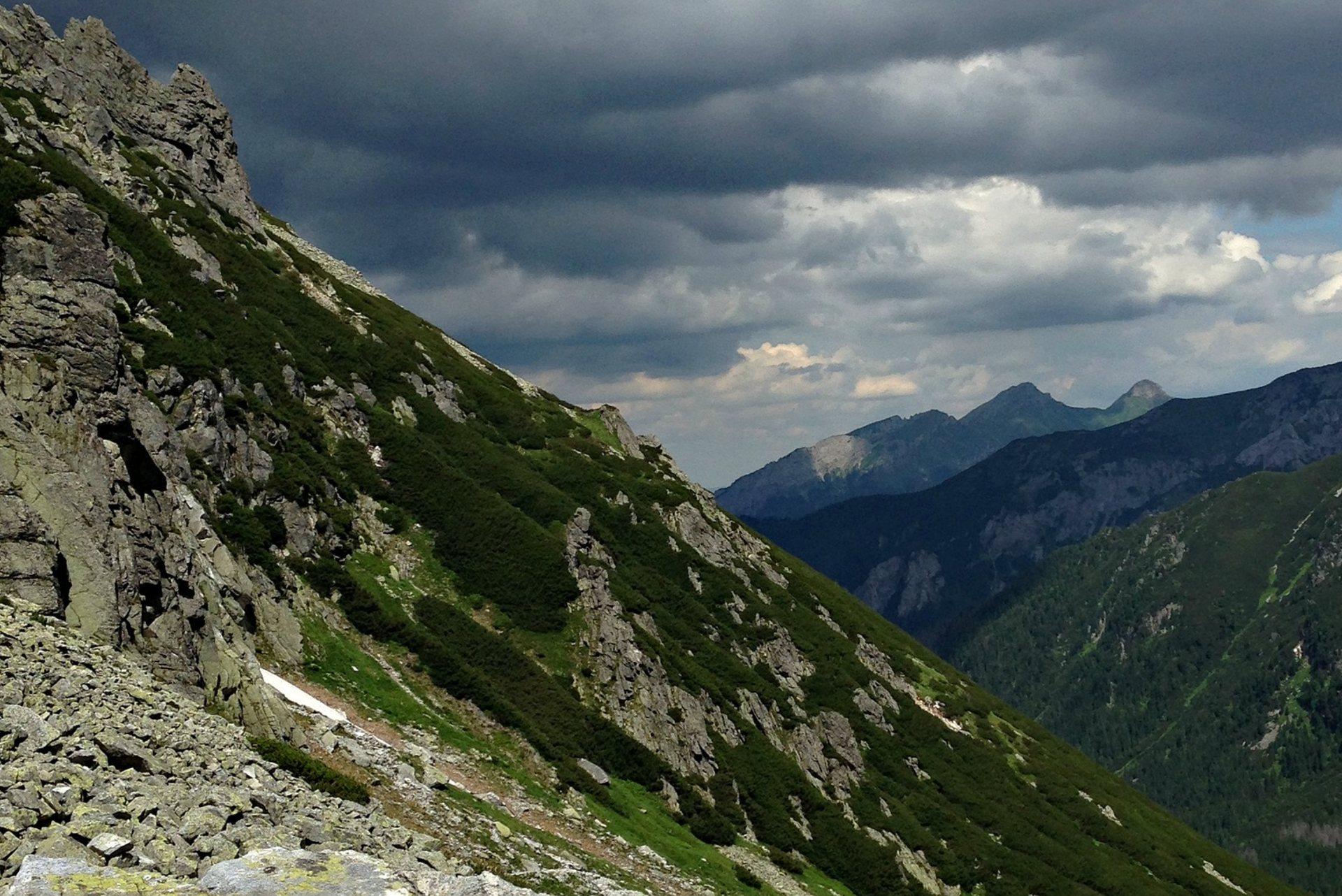Ostrzeżenia pogodowe na Podhalu i w Tatrach