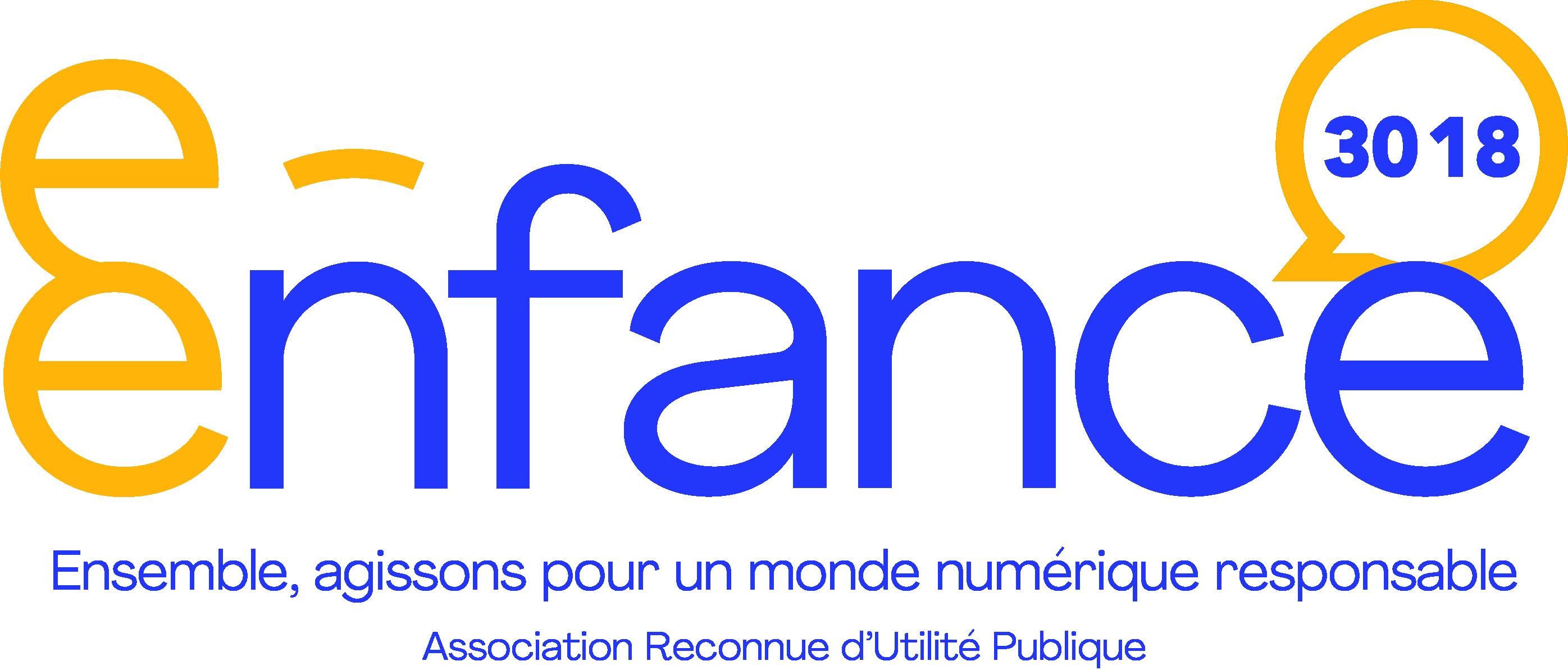 Logo rectangle-e-Enfance3018E