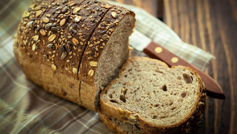 Bread loaf image