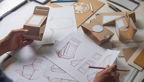 sketching cardboard products