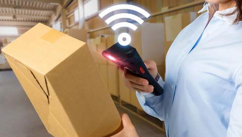 iot in warehouse