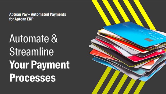 Aptean Pay product card