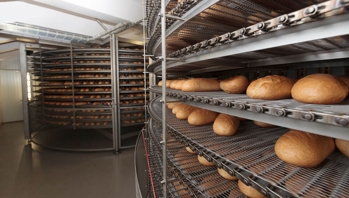 Bread loaves image