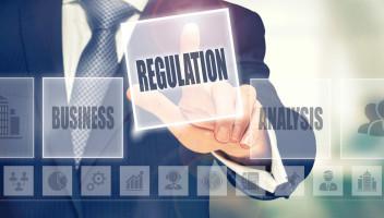 finger pressing virtual regulation tile