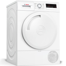 Bosch droger serie 4 warmtepomp met sensitive drying system