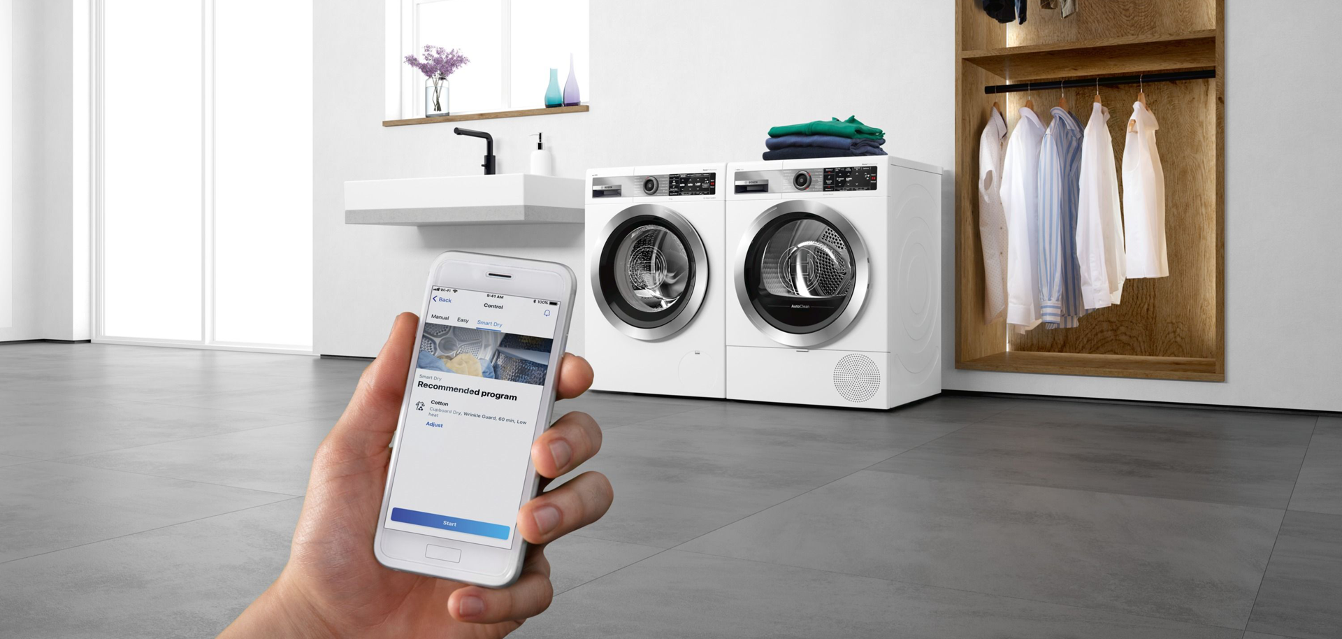 bosch kwaliteit home connect
