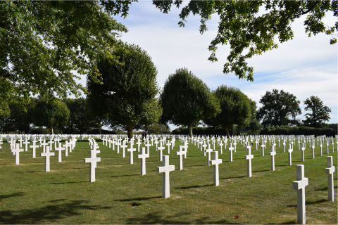 The American Cemetery And Memorial