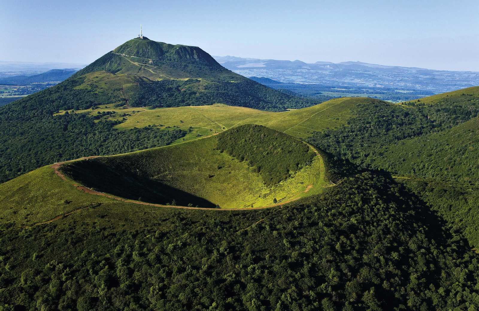 The Puy-de-Dôme: a walk to the summit