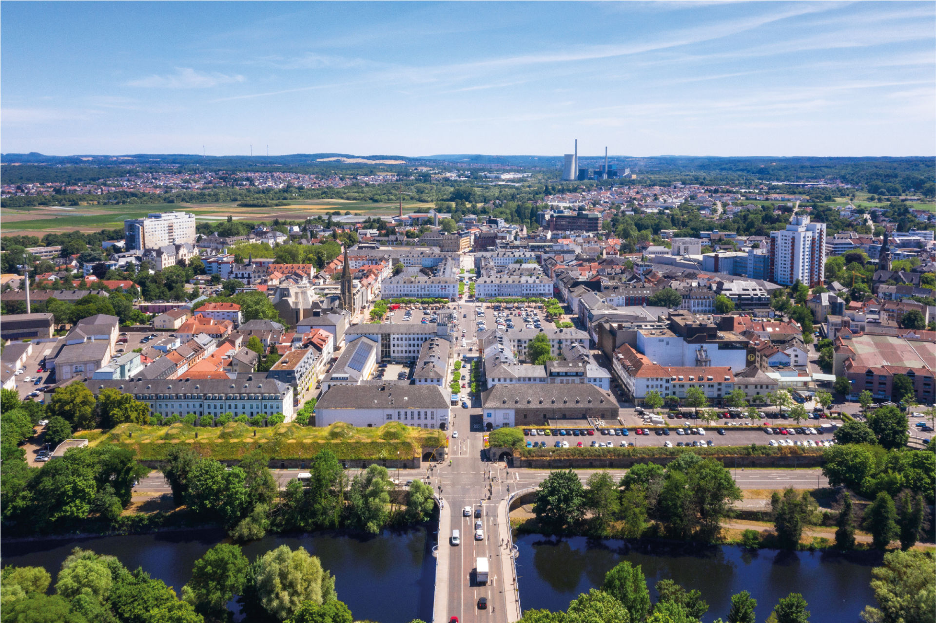 Saarlouis: City Of The Sun King