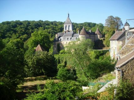 Gargilesse-Dampierre: A Beautiful Village