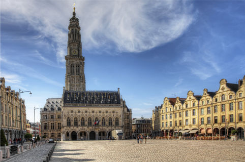A Stroll Around Central Arras