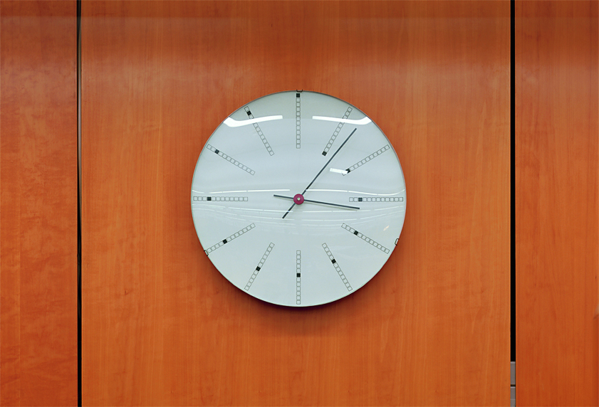 DN Nationalbanken Bankers Clock