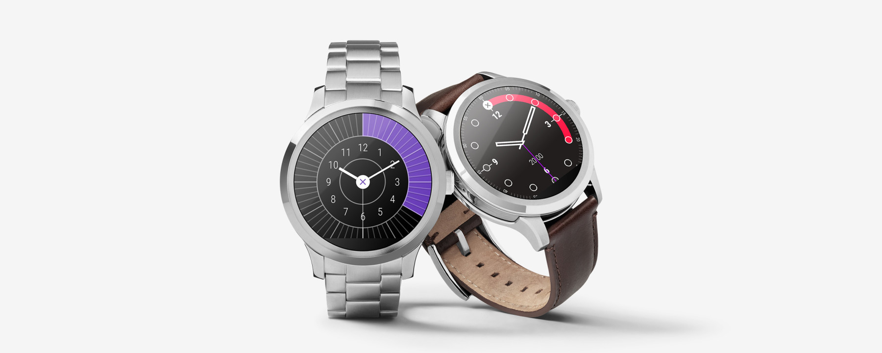Android Wear Watch Face Design