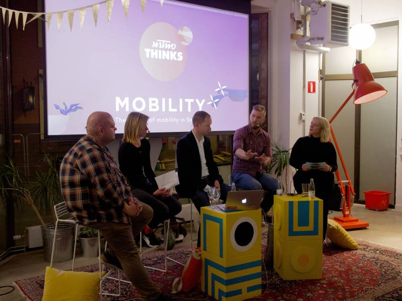 ustwo thinks panel mobility nordic
