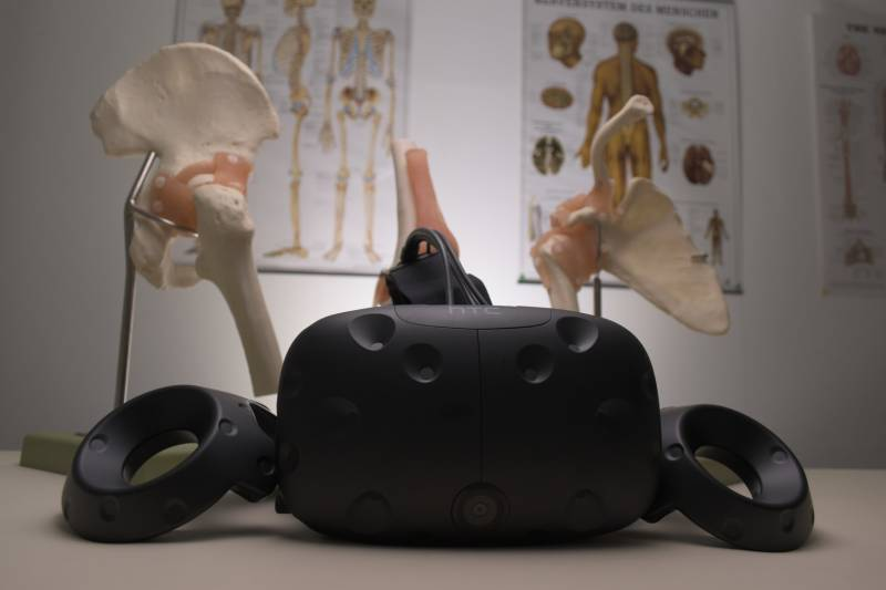 VR Meets Physical Therapy