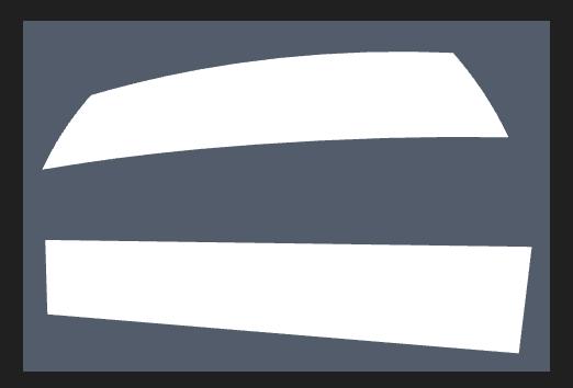 VR Distortion Correction Using Vertex Displacement