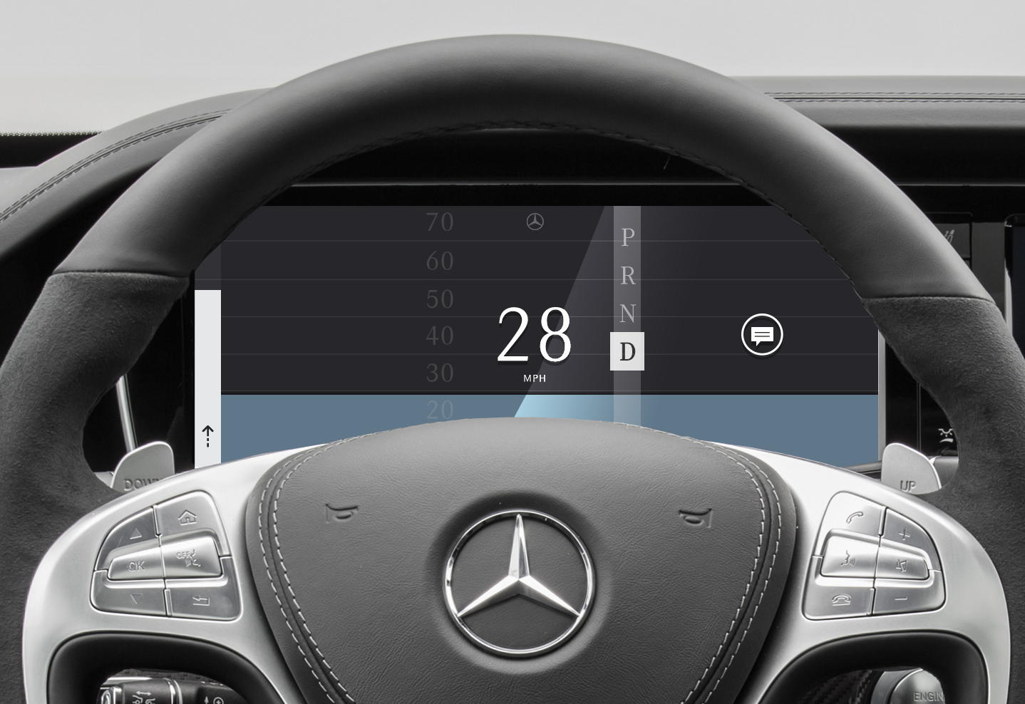 ustwo Reimagines the In-Car Cluster