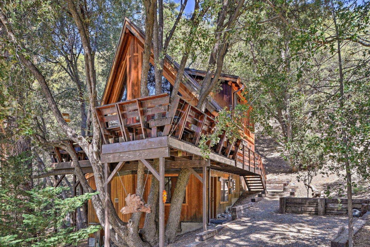 Get your treehouse rentals in California   Vrbo