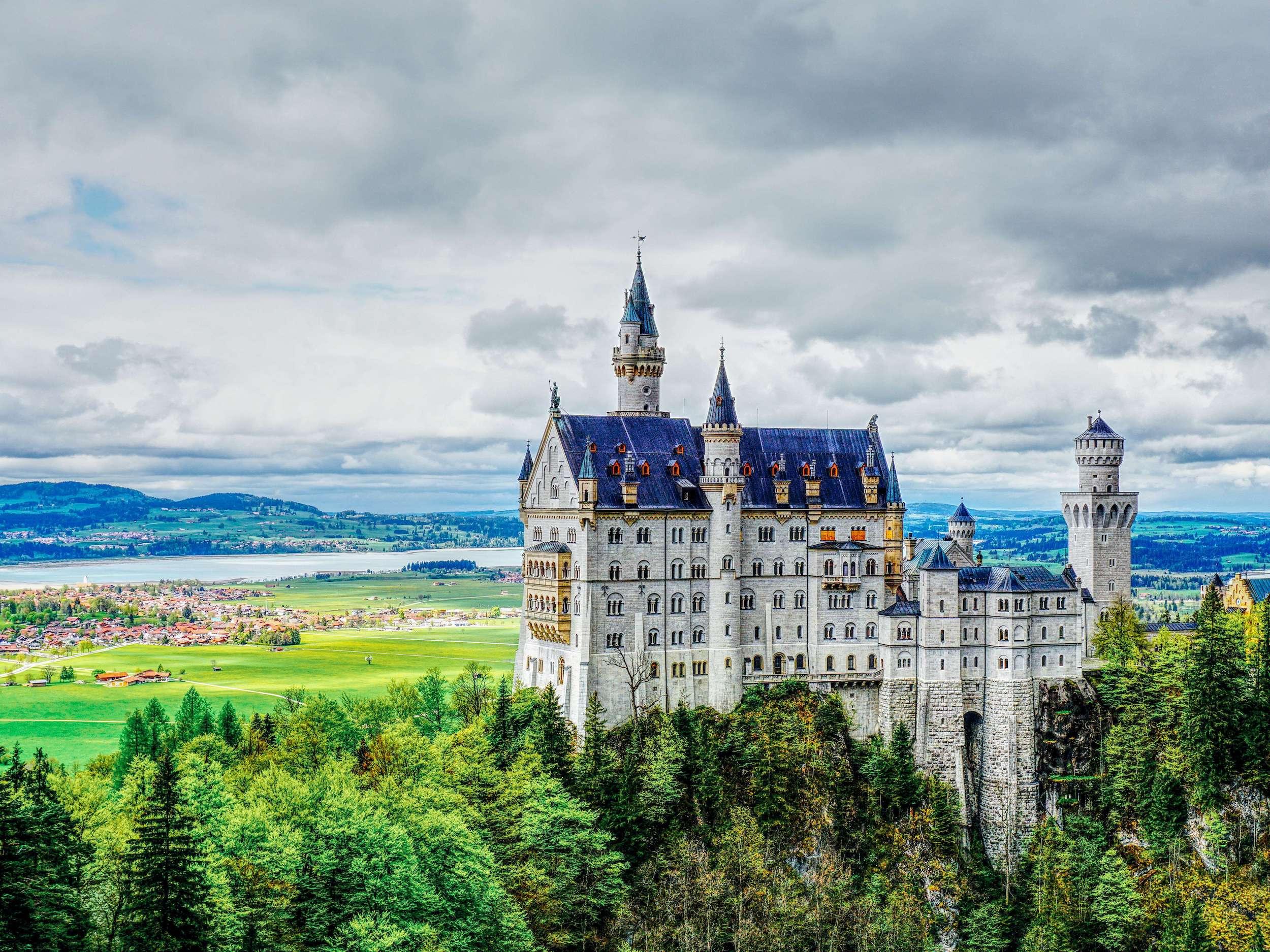Top 10 Sevaerdigheder I Tyskland Attraktioner I Tyskland Vrbo
