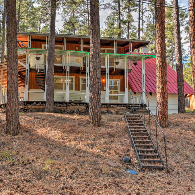 Where And When To Find The Best Ruidoso Vacation Cabins Vrbo
