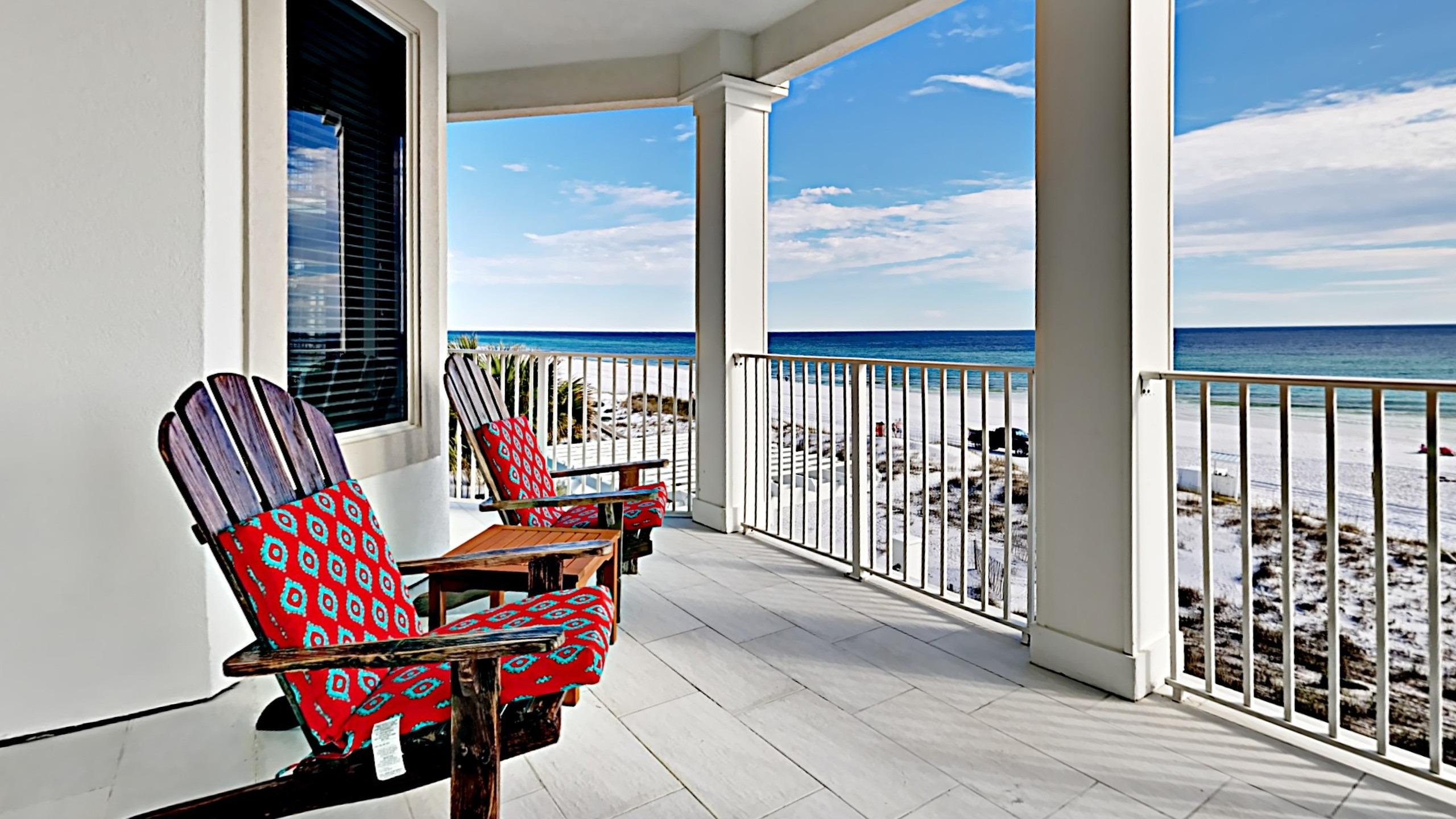 Awesome Destin Florida Beachfront Rentals Vrbo