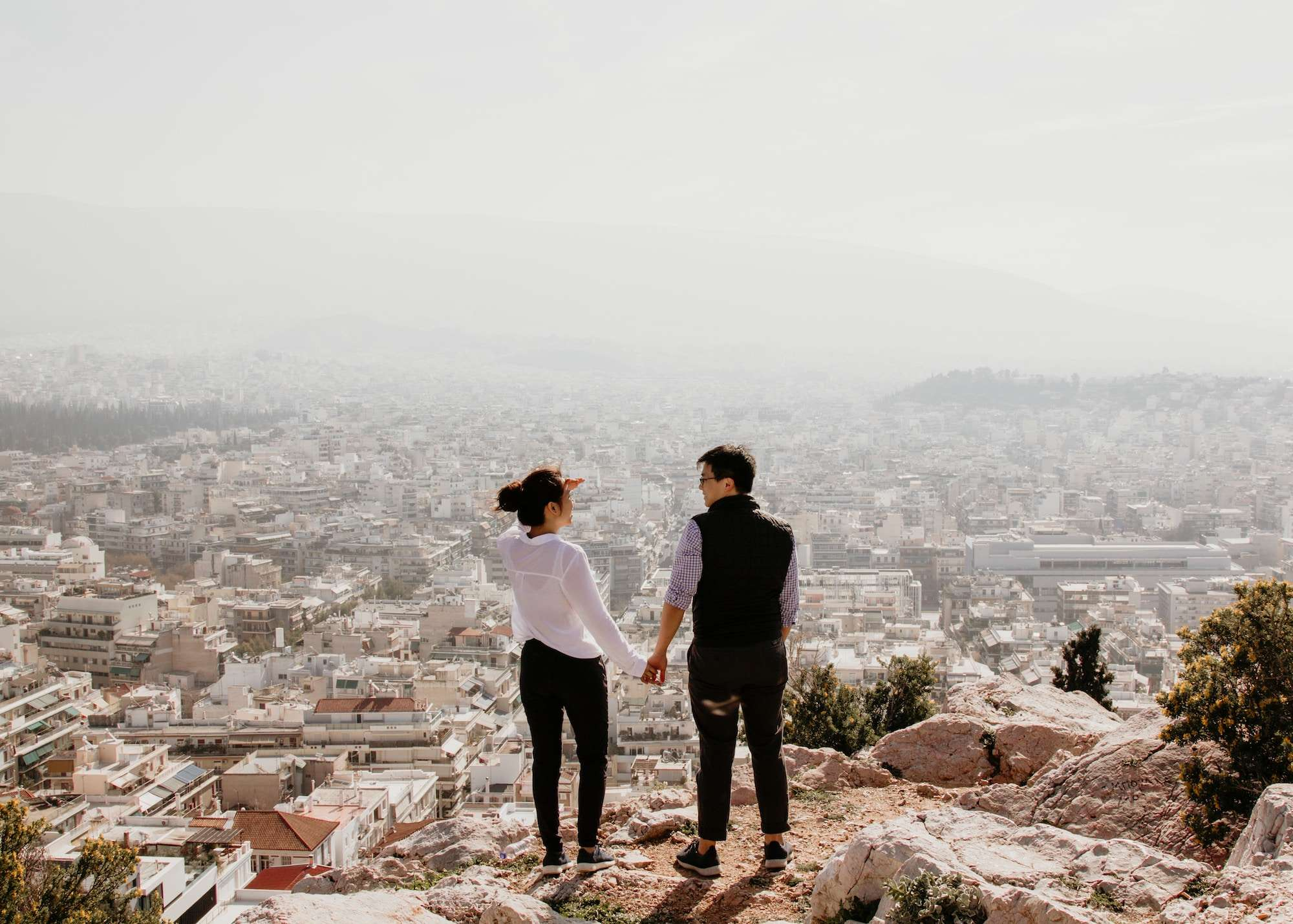 Best places for young couples to vacation in the us