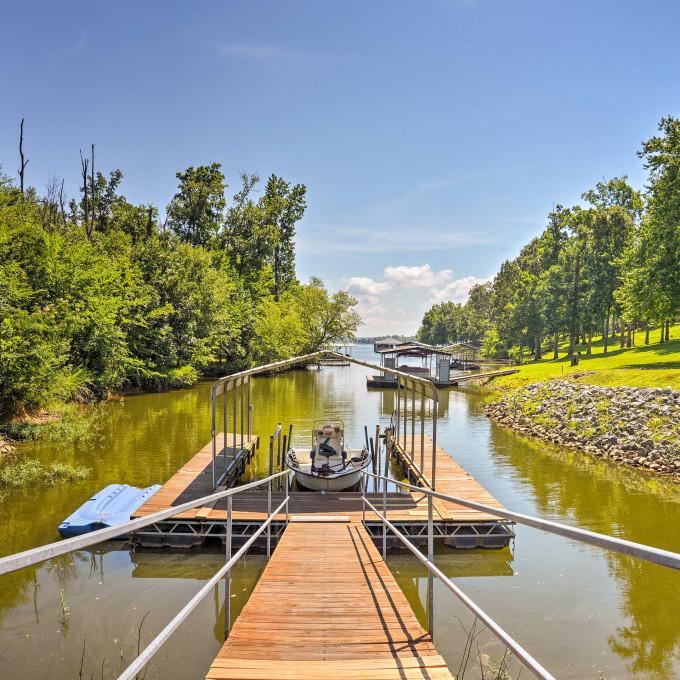 Houseboat Rentals In Kentucky Vrbo