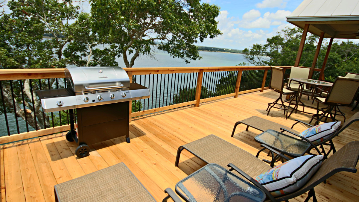 Top spots for Texas lakefront vacation rentals