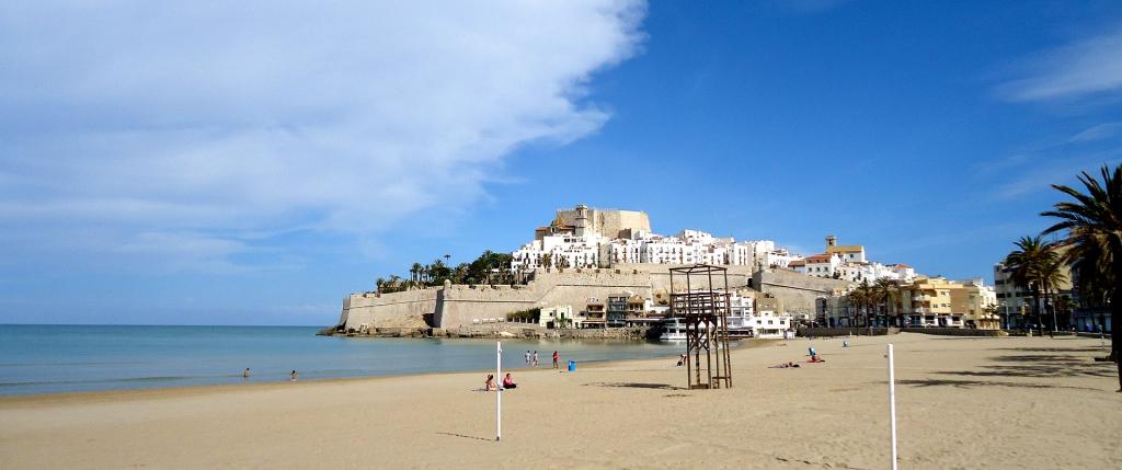 Playa Del Grao En Castellón De La Plana Vrbo España