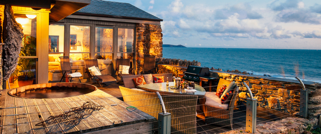 Cottages With Hot Tubs In Cornwall Vrbo Uk