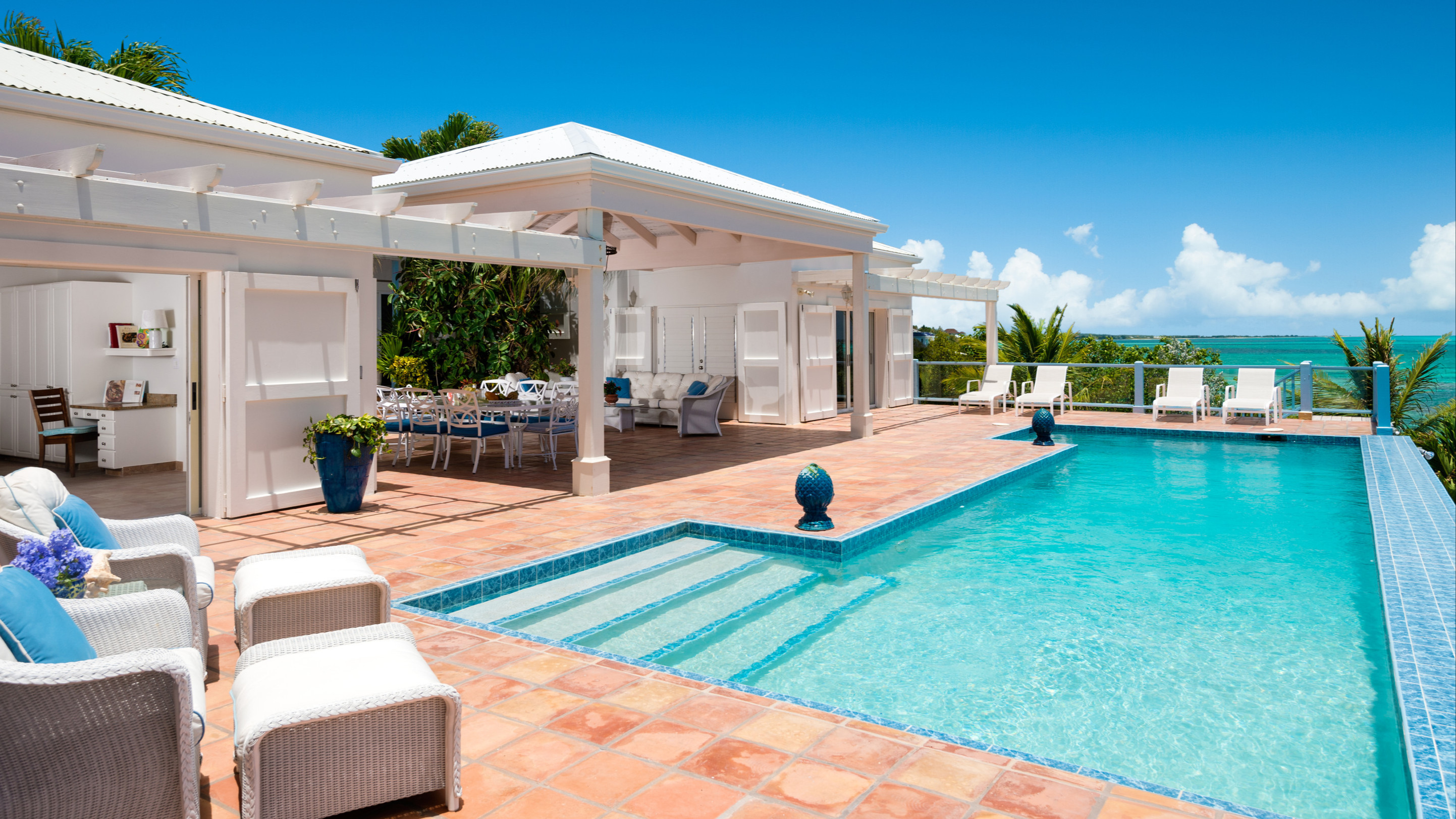 Booking vacation rentals in the caribbean