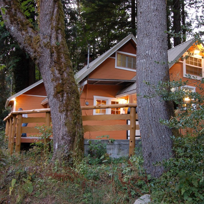 Venture To Treehouse Rentals In Washington Vrbo