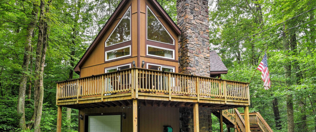 Cabin Rentals In Pa For Romance And Recreation Vrbo