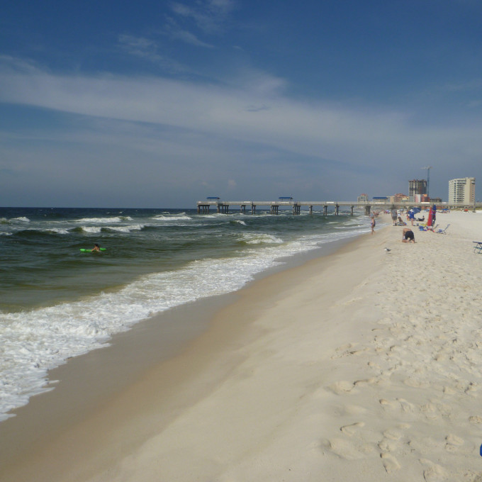Orange Beach Beachfront Condos