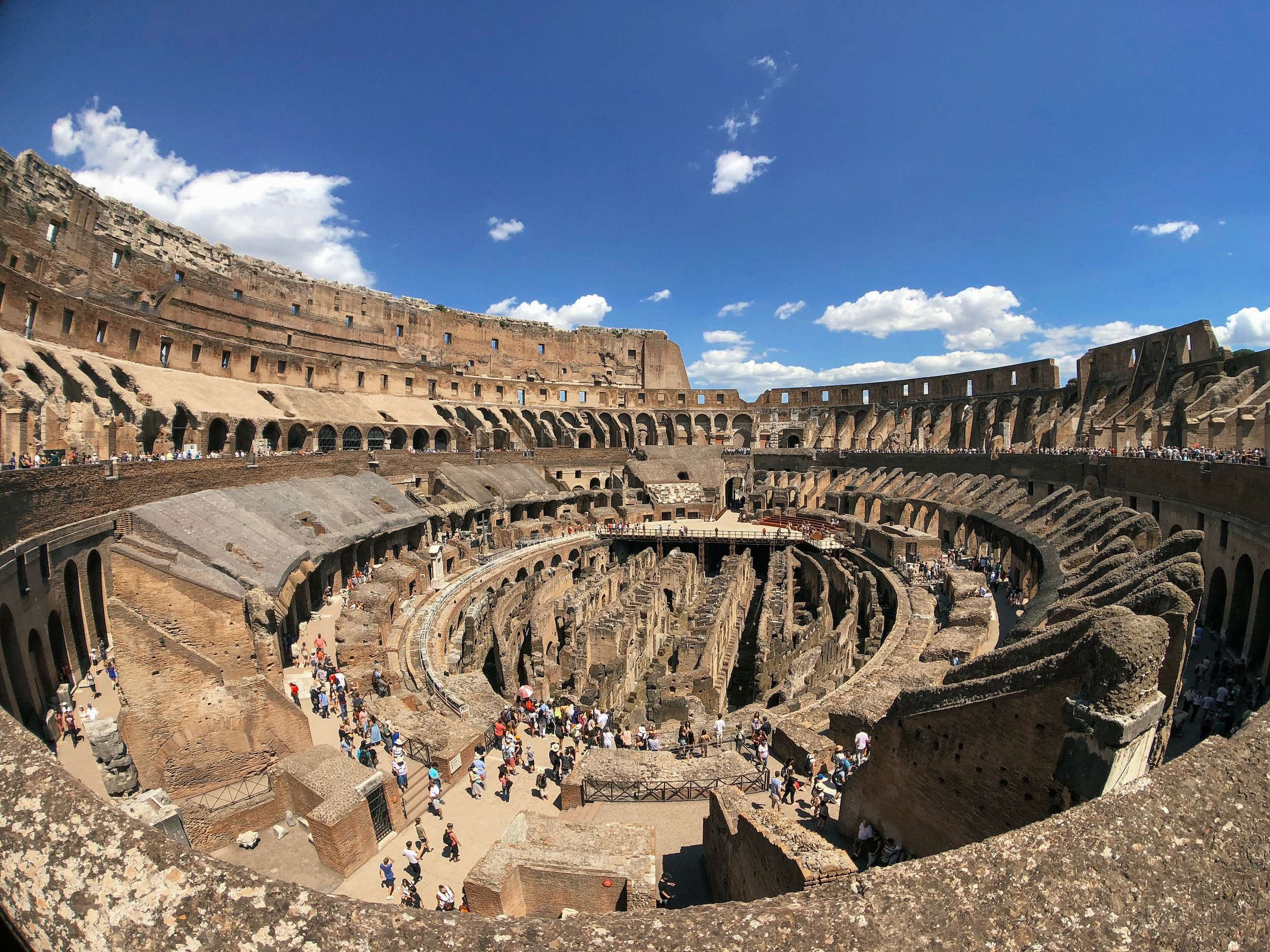 Colosseum Rome a holiday destination in Italy