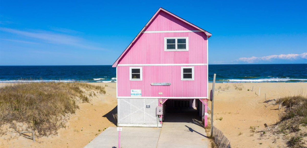 The draws of Outer Banks rentals