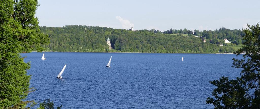 Ferienwohnung am Starnberger See – Spaß am Schlössersee   FeWo-direkt