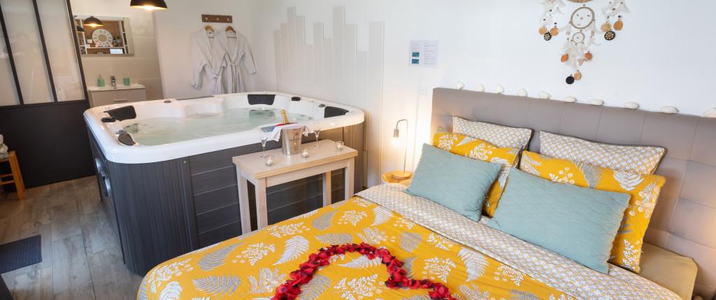 Chambre avec jacuzzi privatif en Île de France   Abritel