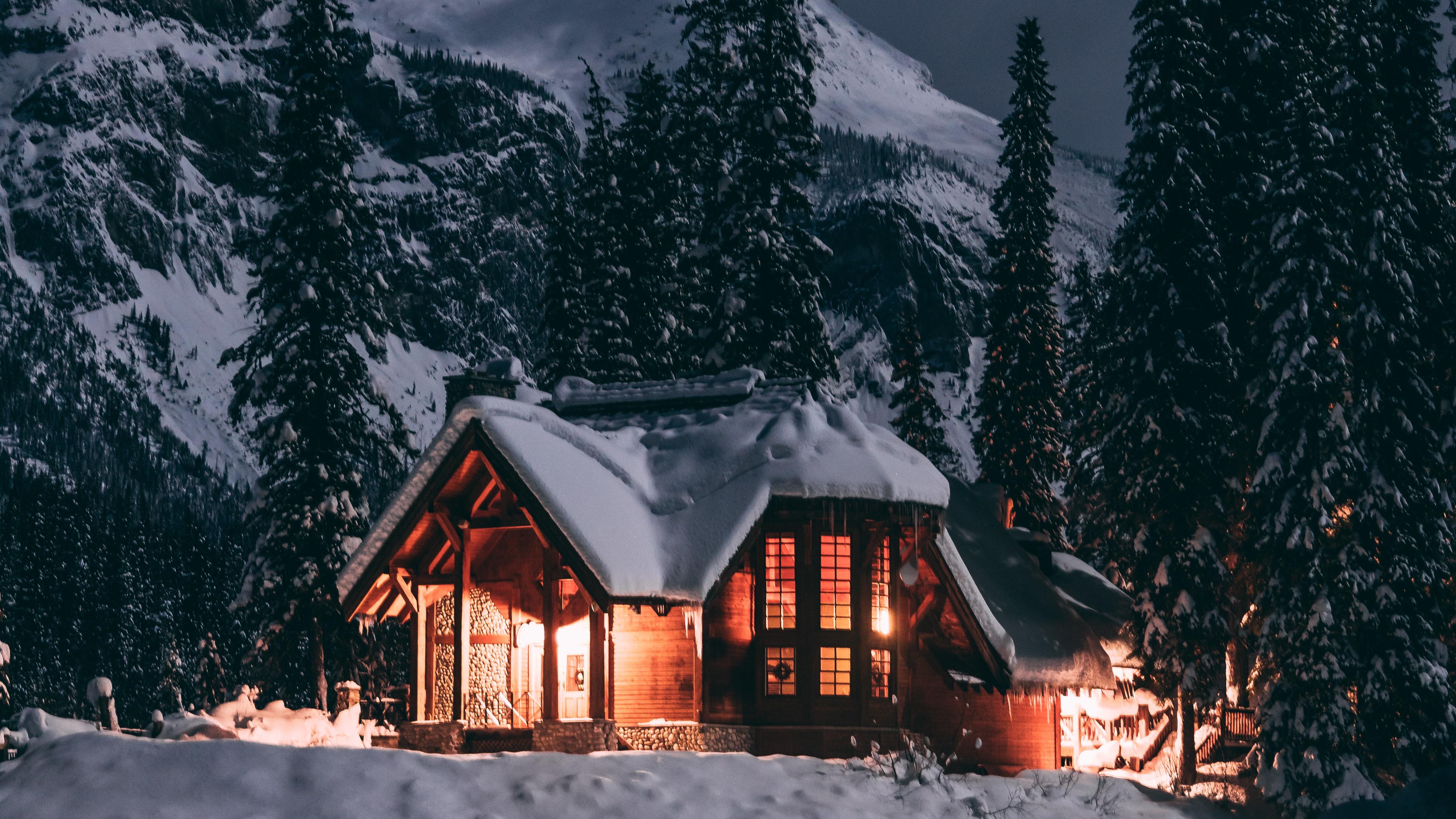 Ski Chalets Usa Christmas 2020 All about Christmas lodges | Vrbo