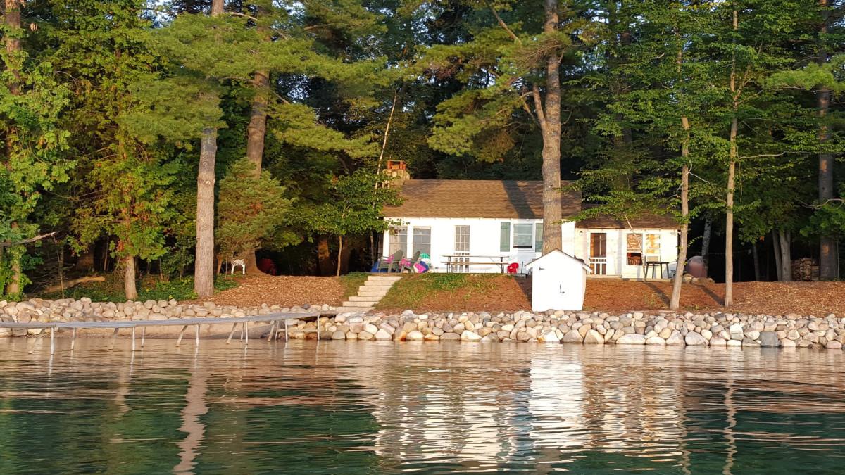 Amazing Torch Lake Rentals