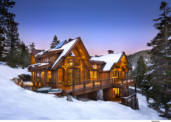 Christmas Mountain Skiing 2020 Finding the perfect Christmas mountain cabin | Vrbo