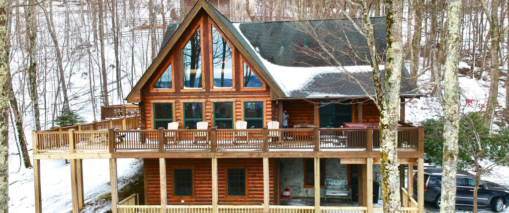 Best places to rent luxury log cabins in the USA   Vrbo on