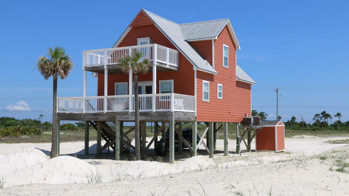 Fort Morgan beach rentals and more top AL beaches